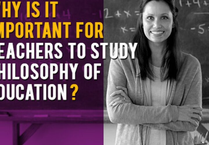 What is Aim of Education Philosophy?