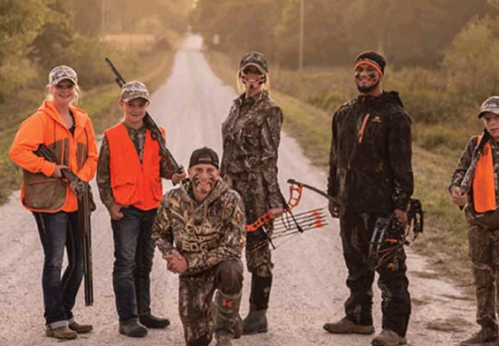 Which group is a primary supporter of hunter education